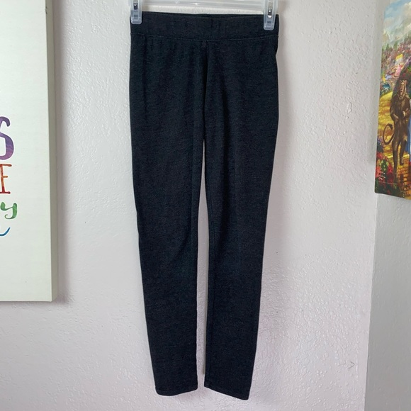 American Eagle Outfitters Pants - American Eagle Grey High Rise Leggings SZ XS